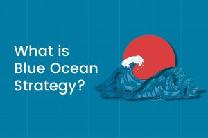 What is Blue Ocean Strategy Cover