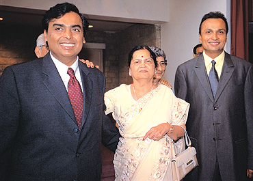 Mukesh Ambani vs Anil Ambani: The Bad