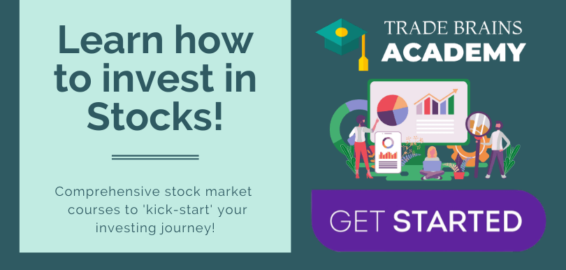 how to pick winning stocks banner by trade brains