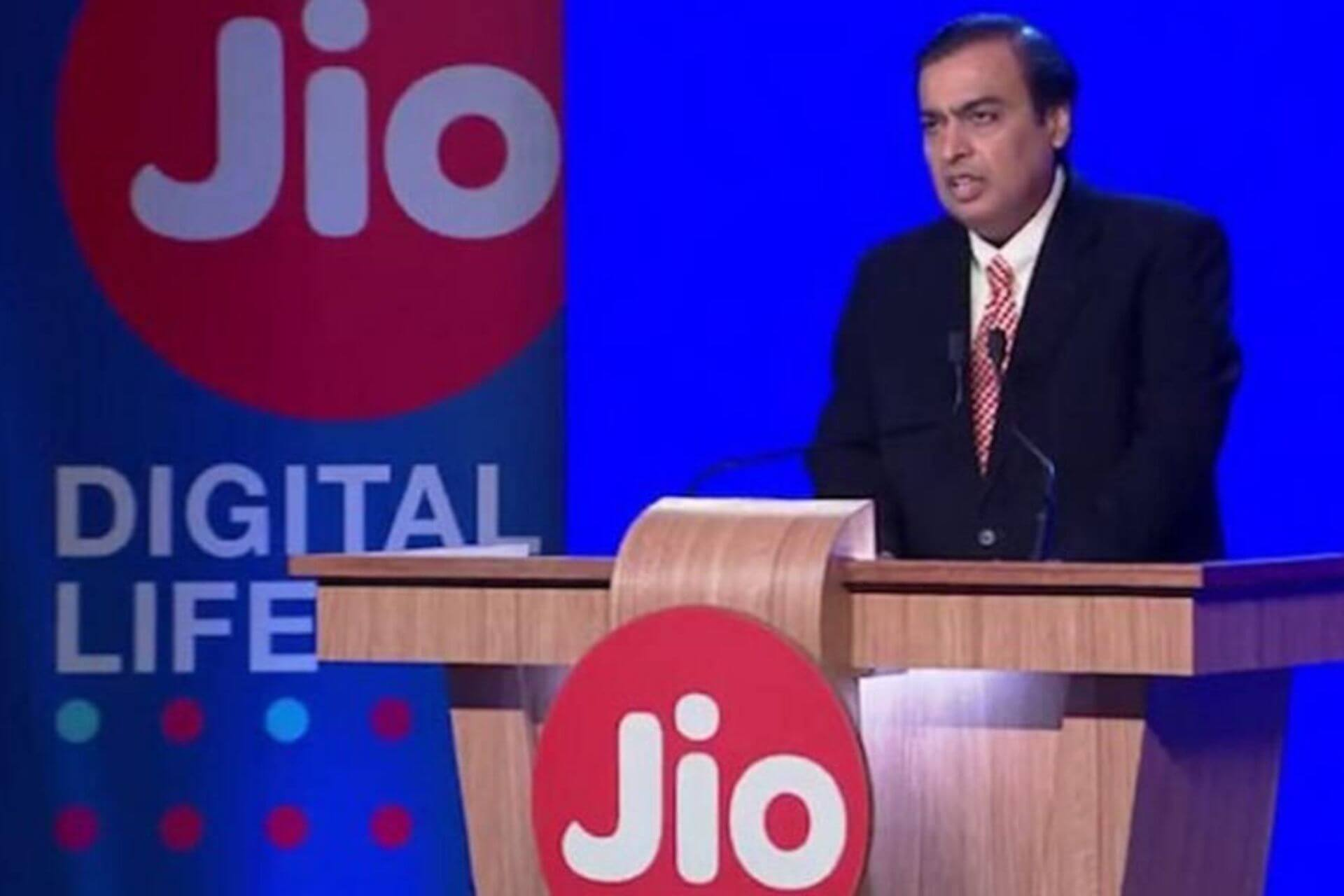 Reliance Jio Stake Sales - Quest to become the Global Tech Player cover