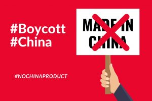 Say No to Chinese Products in India - Boycott China
