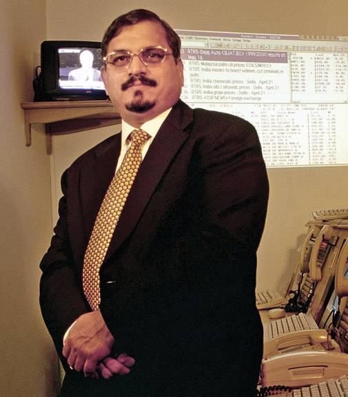 Dilip Pendse insider trading