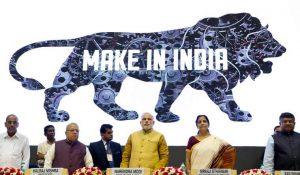 make in india movement