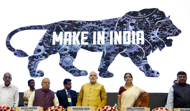 make in india movement