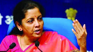 Finance Minister Nirmala Sitharaman announced the formation of India's first Bond Exchange-Traded Fund (ETF)