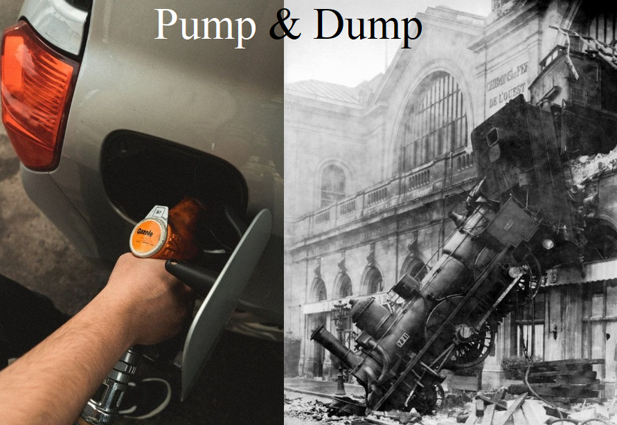 pump and dump scam