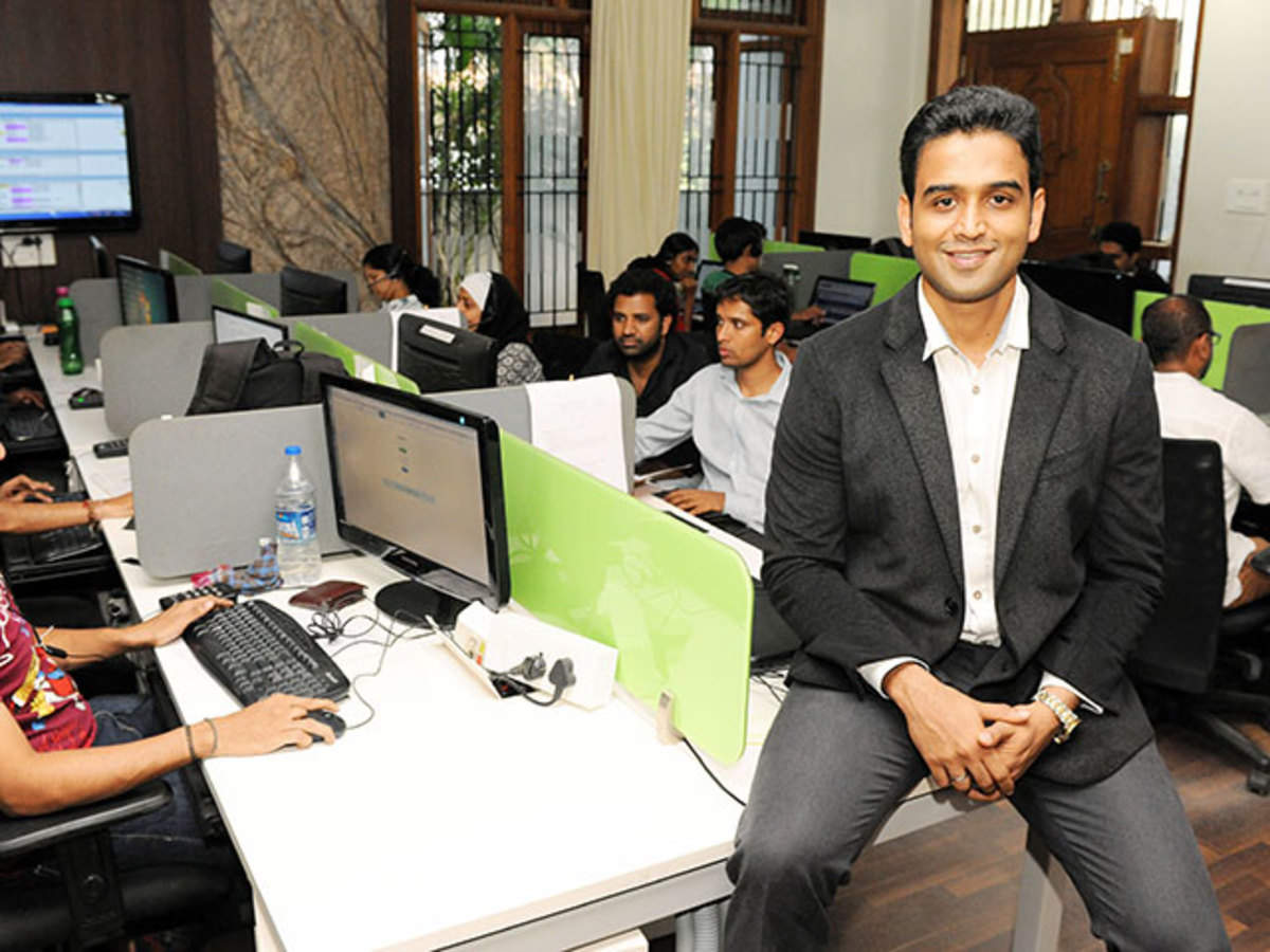 zerodha office nithin kamath