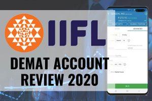 India Infoline - IIFL Securities Review 2020 _ Demat Account Summary