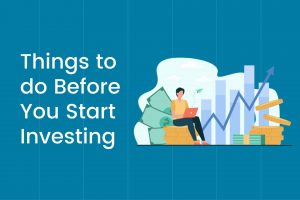 Things to do Before You Start Investing Cover