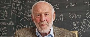 Jim Simons investment advisor
