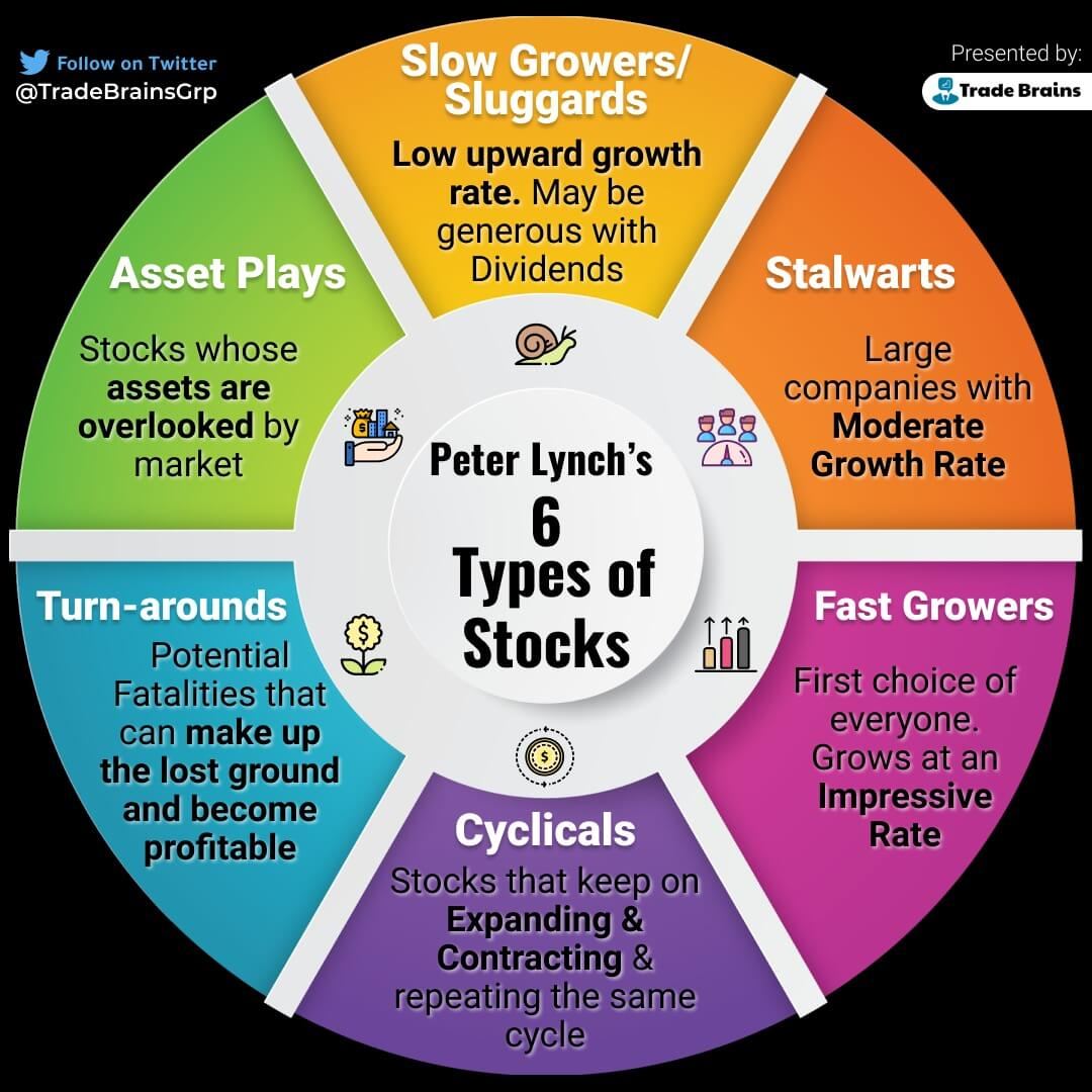 Peter Lynch Stock Categories