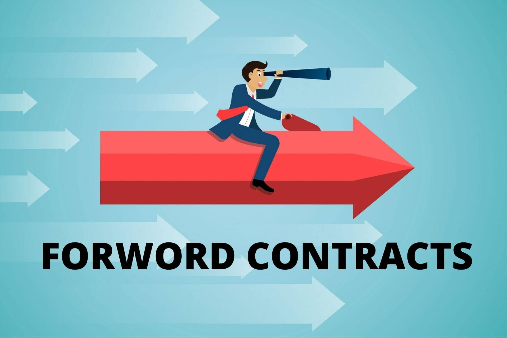 What are Forward Contracts cover