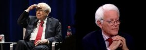 Peter lynch and warren buffett