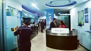 what is like working in private banks in india