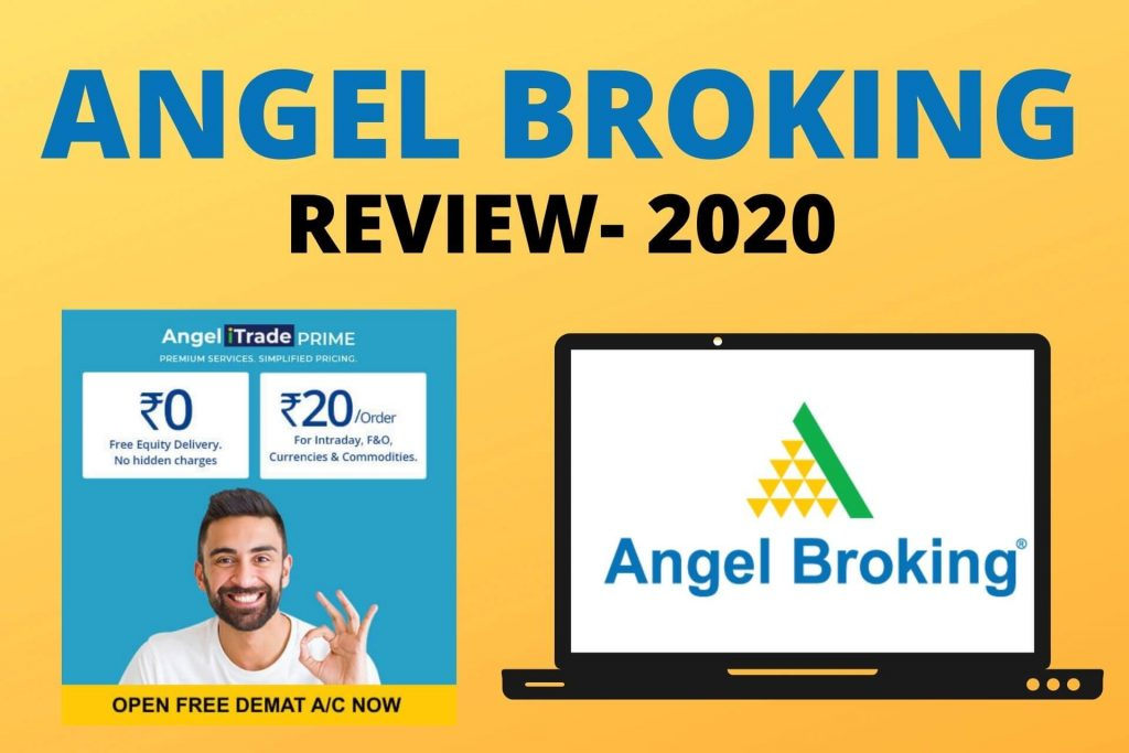 Angel Broking Review 2020 Cover