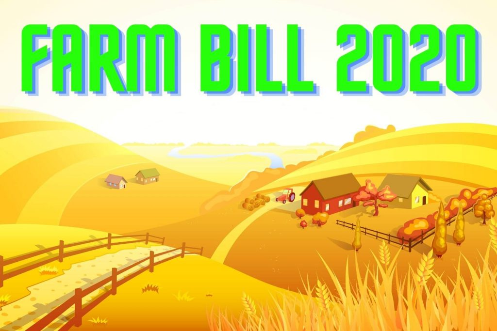 FARM BILL 2020 Explanation