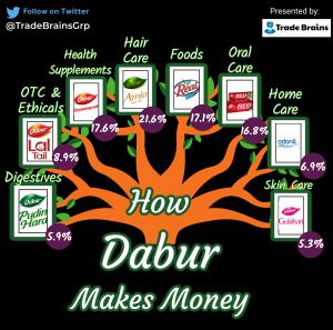 Dabur Industries - How it makes money-