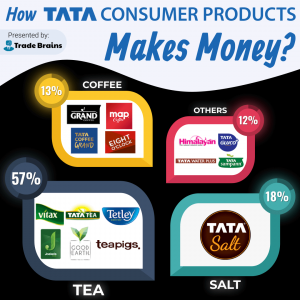 How TATA Consumer Products Makes Money