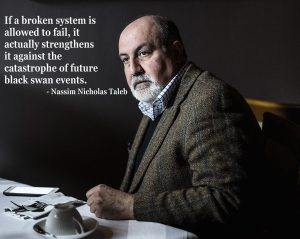 black swan events quote