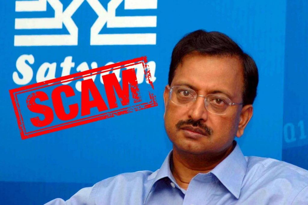 satyam scam story accounting fraud