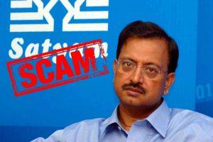 satyam scam story accounting fraud