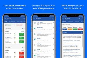 trendlyne mobile app