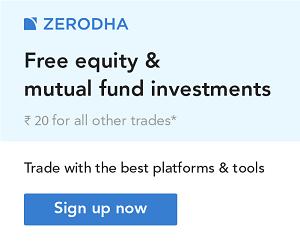 Zerodha Signup