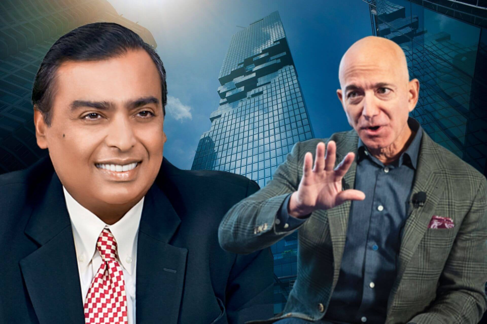 Amazon Vs Reliance - Clash for India's Ecommerce Market