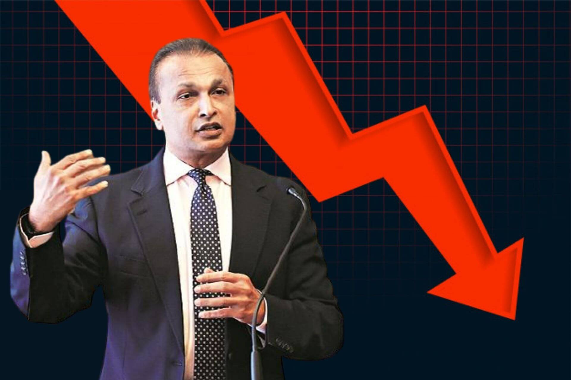 Anil Ambani Story - Journey from $42 Billion to Poverty cover