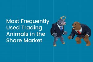Most Frequently Used Trading Animals in the Share Market Cover