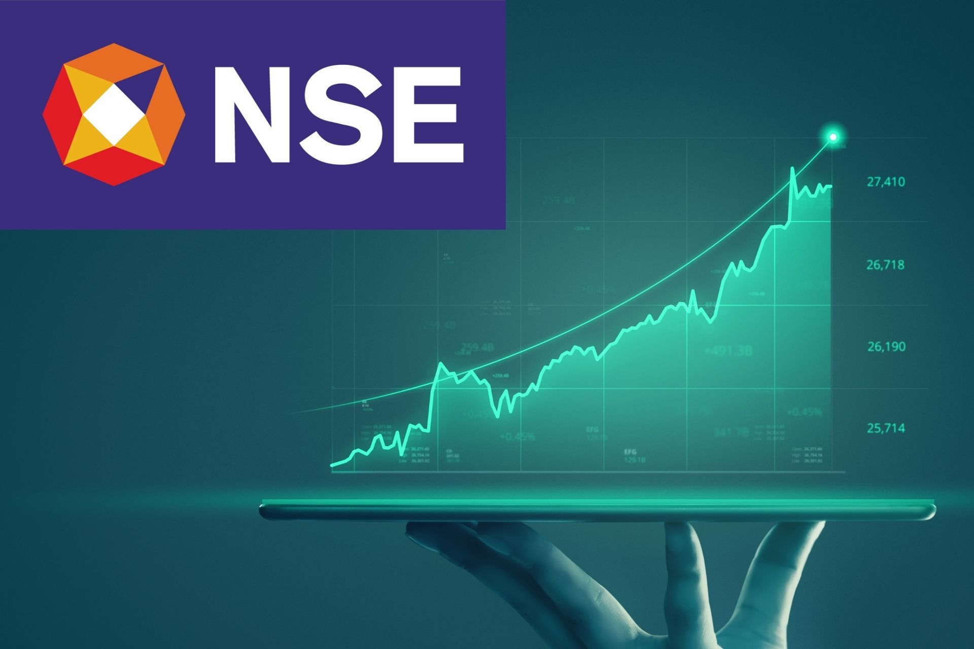 Nifty Financial Services Index - NSE to Launch Derivative Contract cover
