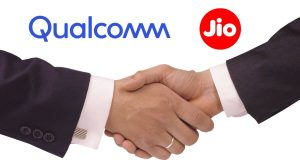 Jio Qualcomm partnered for 5G network in India