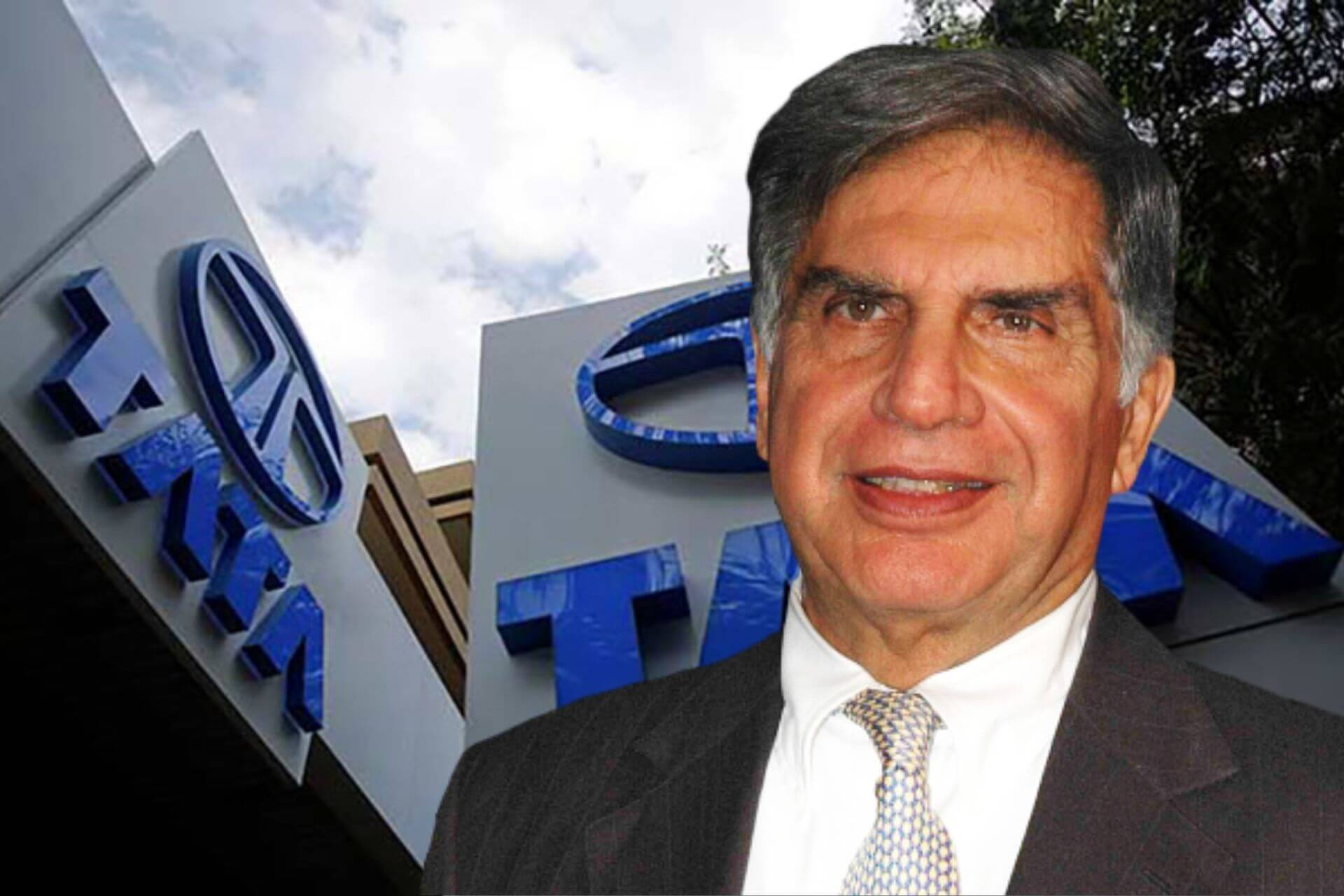 Ratan Tata's Story Biggest Achievements & Journey cover