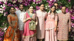 Reliance Industries family - Mukesh Ambani Family