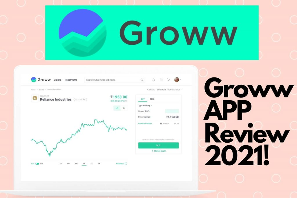 Groww APP Review 2021! cover