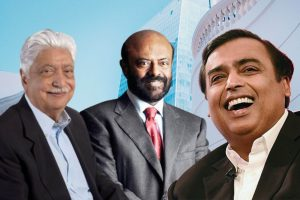 List of Top Founder Promoter Family Managed Companies in India