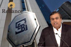 SEBI vs Mukesh Ambani Case - Reliance Manipulative Trading Penalty cover
