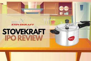 STOVEKRAFT IPO REVIEW 2021 IPO details