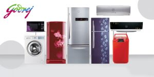 Godrej white goods