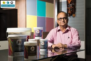 Indigo Paints Promoter