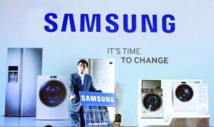 Samsung white goods