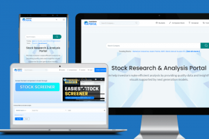 trade brains portal best stock research website in india