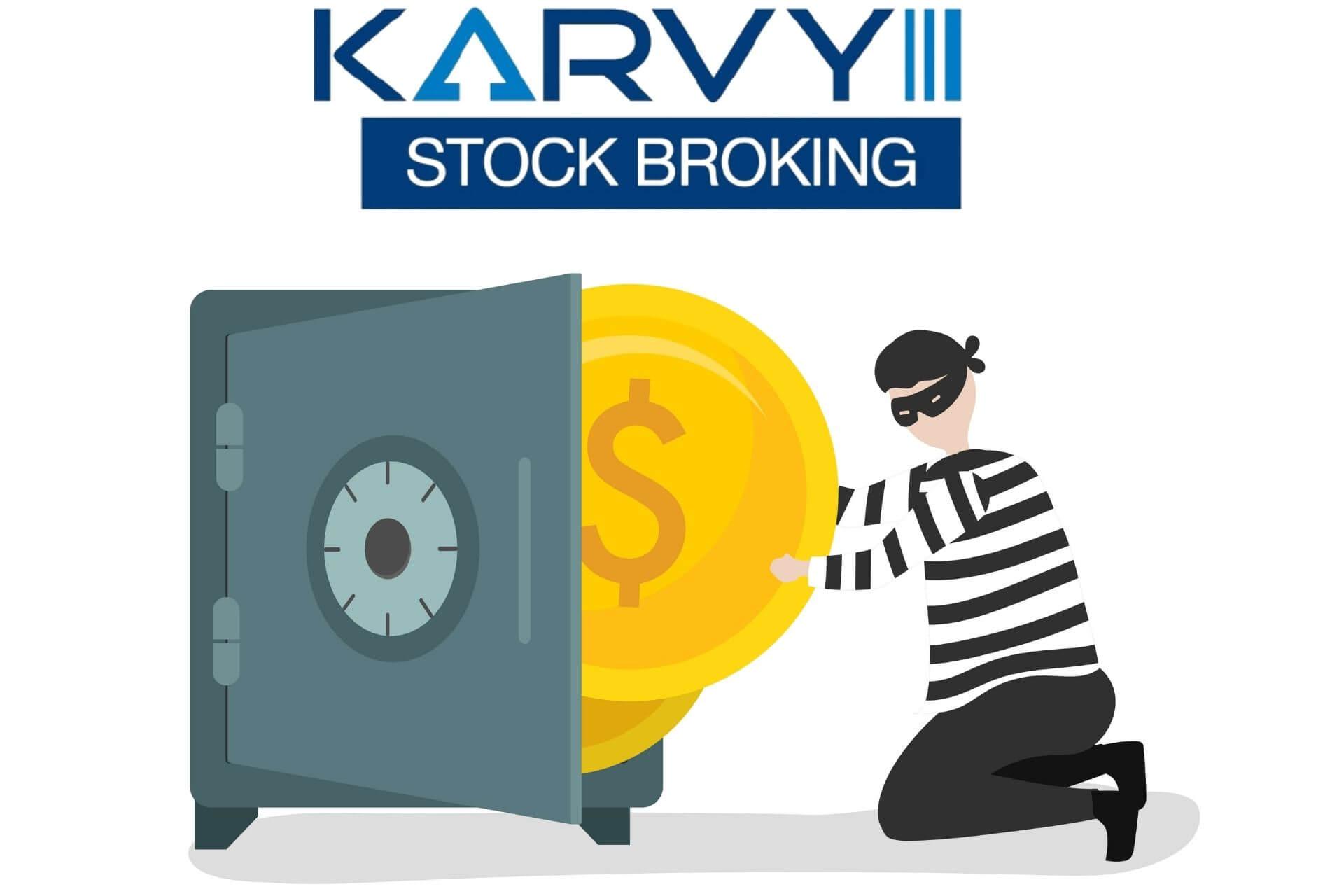 Karvy Scam Explained: Money Heist by Karvy Stock Broking