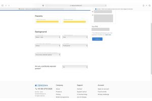 Zerodha account opening process - Step 6