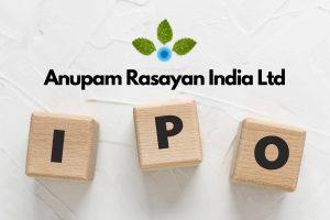 Anupam Rasayan IPO Review 2021 cover