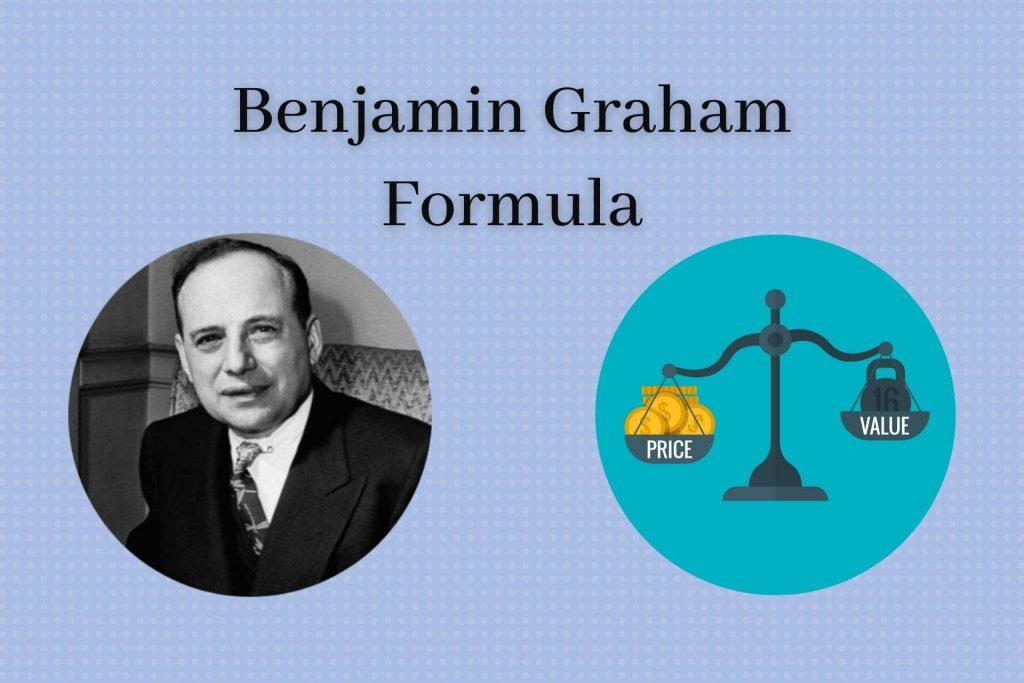 Benjamin Graham Formula Cover