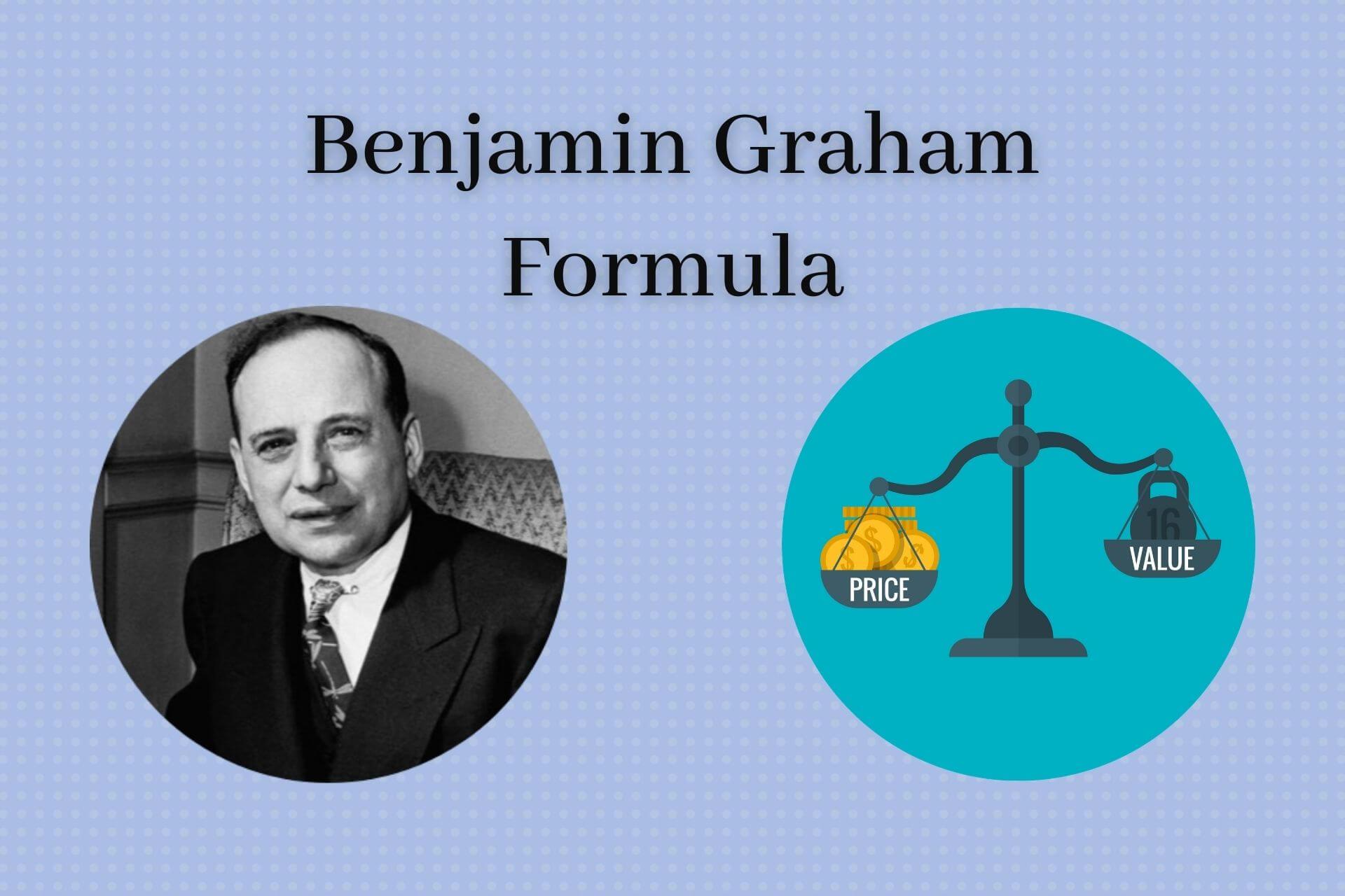 How to Find Intrinsic Value of Stocks Using Benjamin Graham Formula?