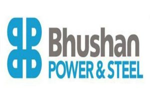Bhushan Power and Steel Logo