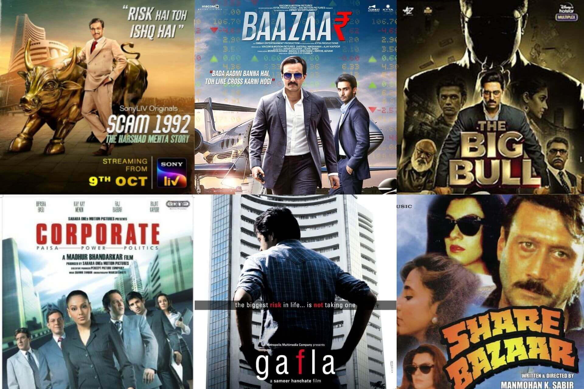 Bollywood Movies on the Stock Market