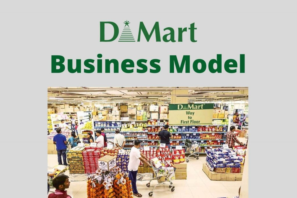 DMart Business Model Cover